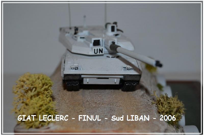 [REVELL] GIAT LECLERC  FINUL Sud LIBAN 2006 - 1/72 Dsc_0115
