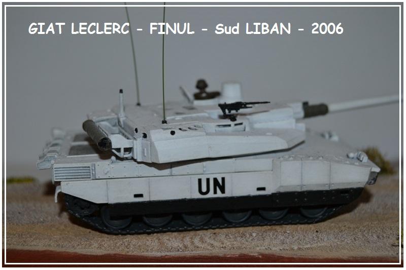 [REVELL] GIAT LECLERC  FINUL Sud LIBAN 2006 - 1/72 Dsc_0116