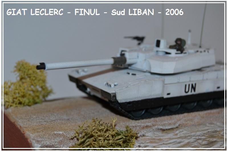 [REVELL] GIAT LECLERC  FINUL Sud LIBAN 2006 - 1/72 Dsc_0118