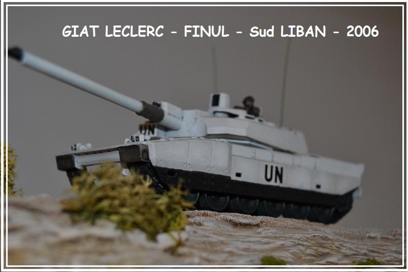 [REVELL] GIAT LECLERC  FINUL Sud LIBAN 2006 - 1/72 Dsc_0119