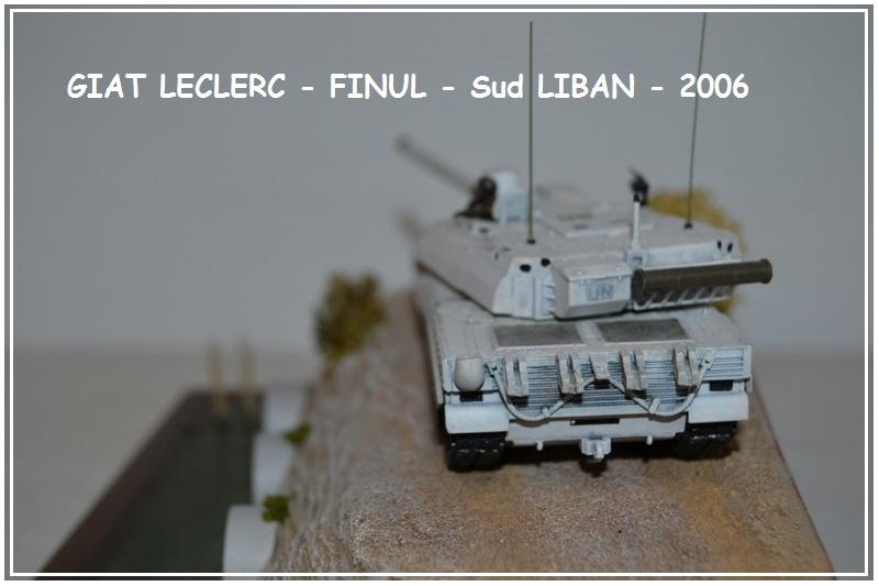 [REVELL] GIAT LECLERC  FINUL Sud LIBAN 2006 - 1/72 Dsc_0120