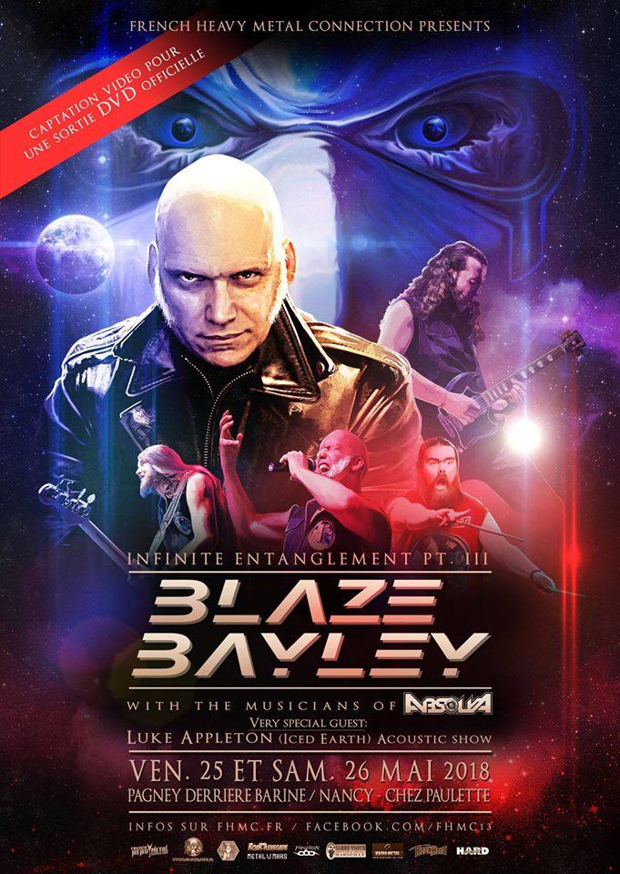BLAZE BAYLEY Bayley10