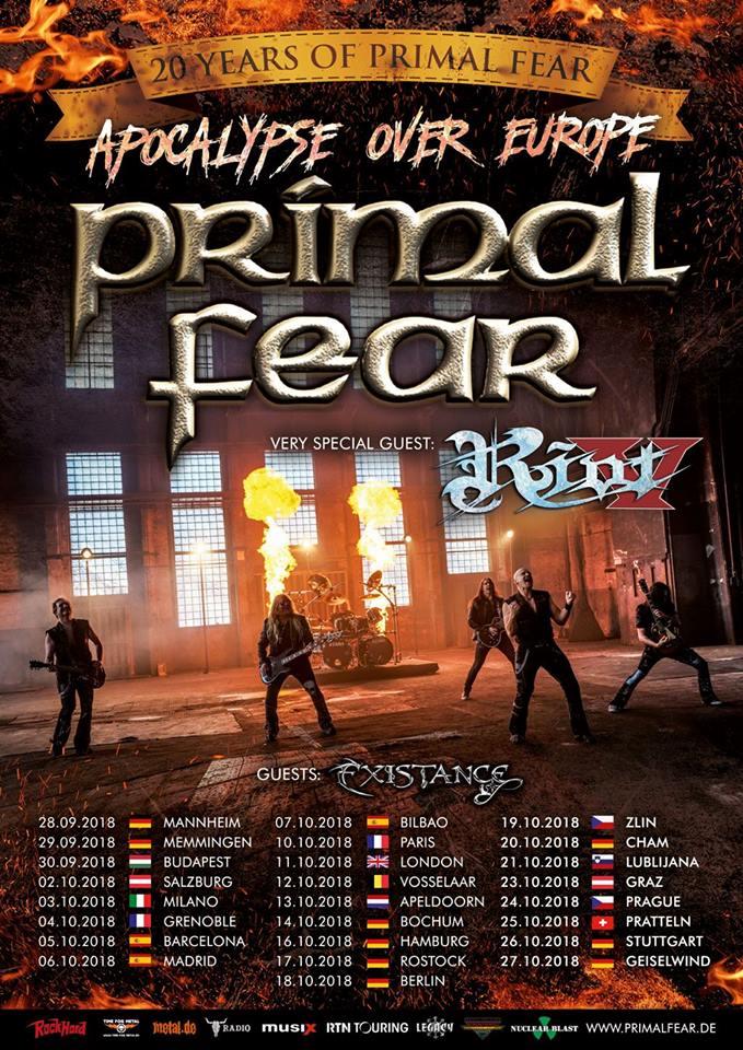PRIMAL FEAR Primal12