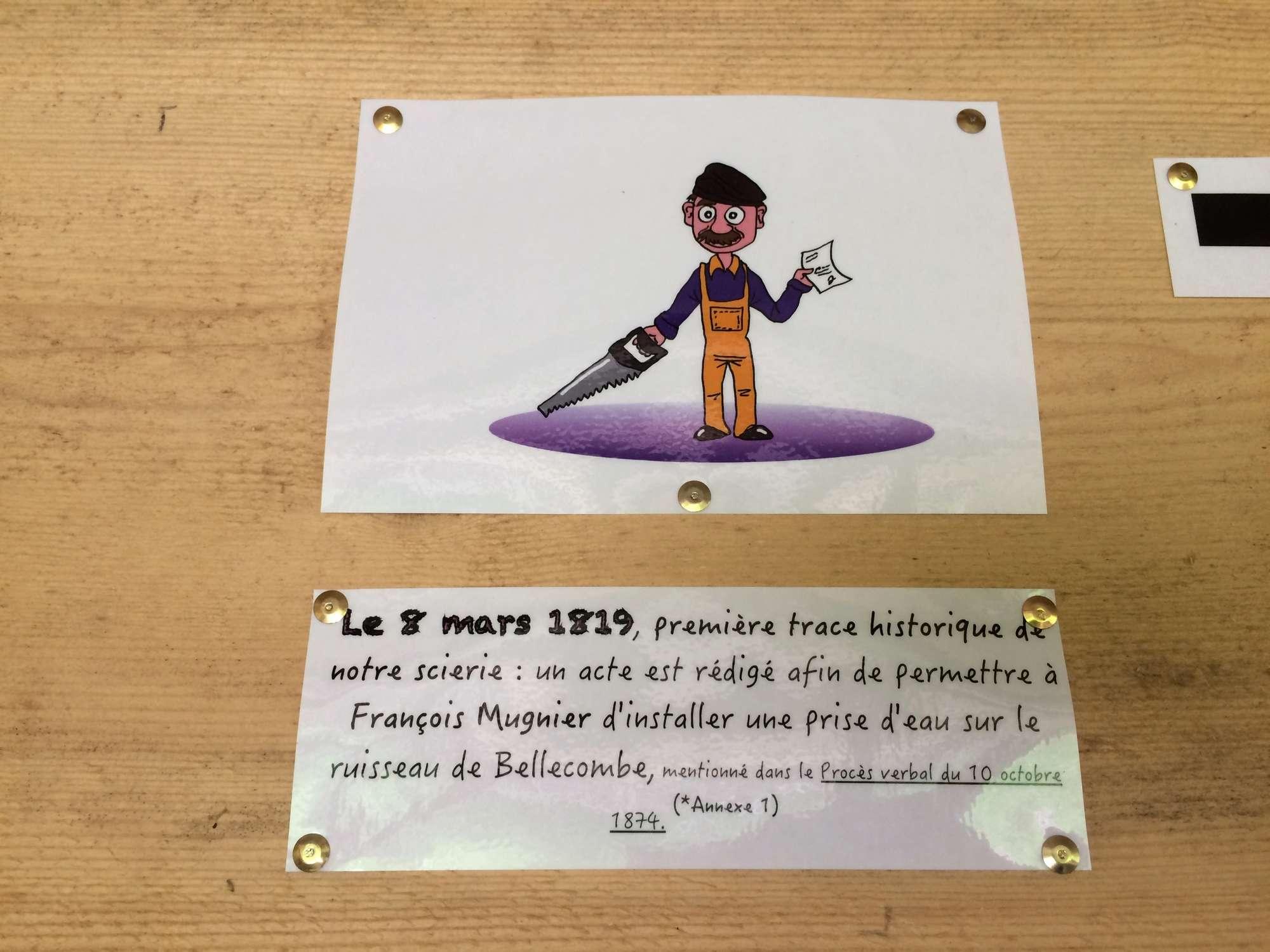 Petites balades en Rhône-Alpes - Page 2 Scieri22