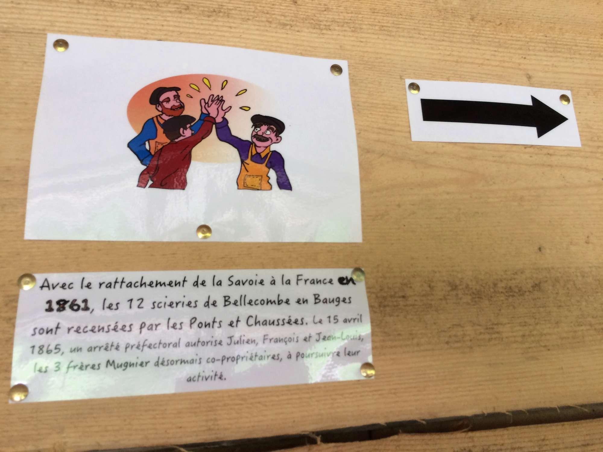 Petites balades en Rhône-Alpes - Page 2 Scieri23