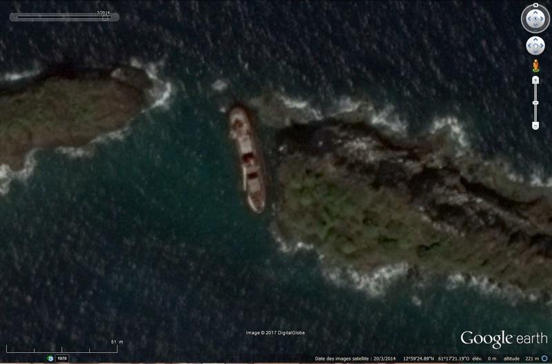 [Epave] Ile Bequia - Saint Vincent et Grenadines - Caraïbes Tsge_030