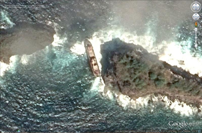[Epave] Ile Bequia - Saint Vincent et Grenadines - Caraïbes Tsge_032