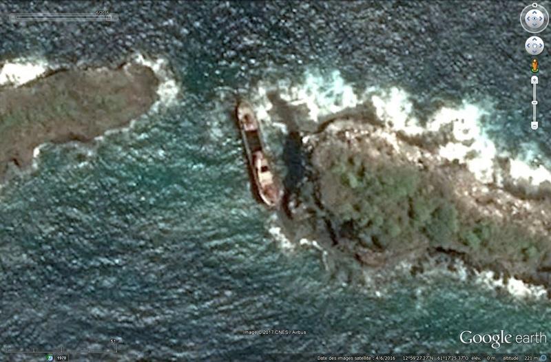 [Epave] Ile Bequia - Saint Vincent et Grenadines - Caraïbes Tsge_033