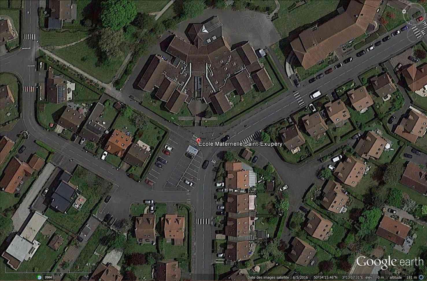 [Désormais visible sur Google-Earth] - Le passage piétons 3D de Cysoing, Nord Tsge_083