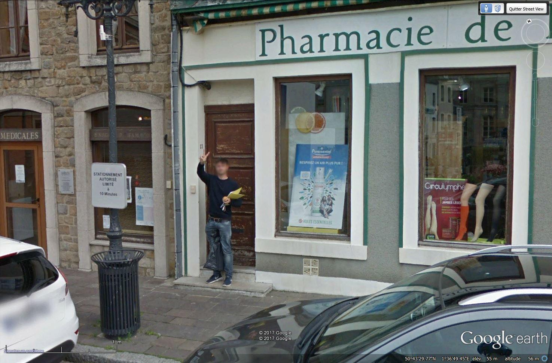 STREET VIEW : un coucou à la Google car  - Page 40 Tsge_248