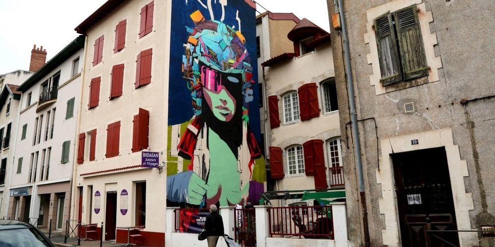 Street art : la plus belle fresque du monde est française ! Tsge_278