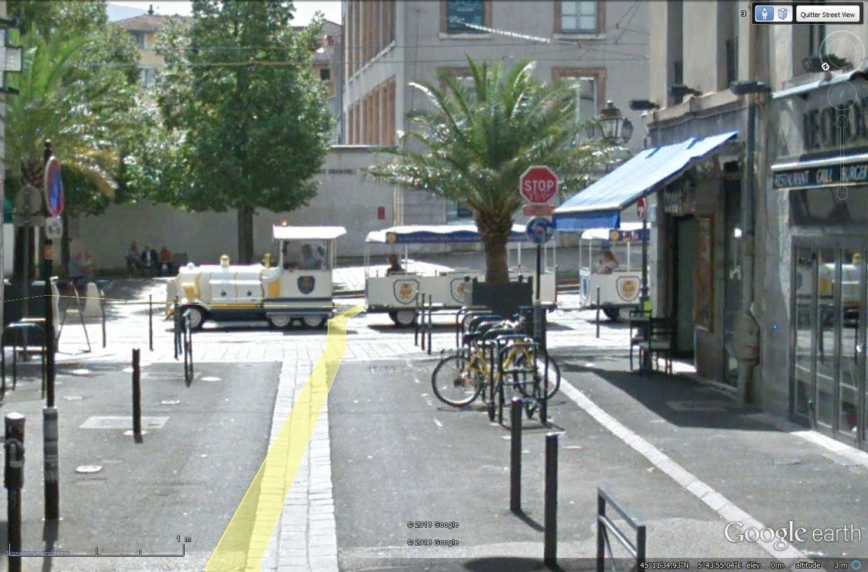 STREET VIEW : les petits trains touristiques - Page 2 Tsge_565