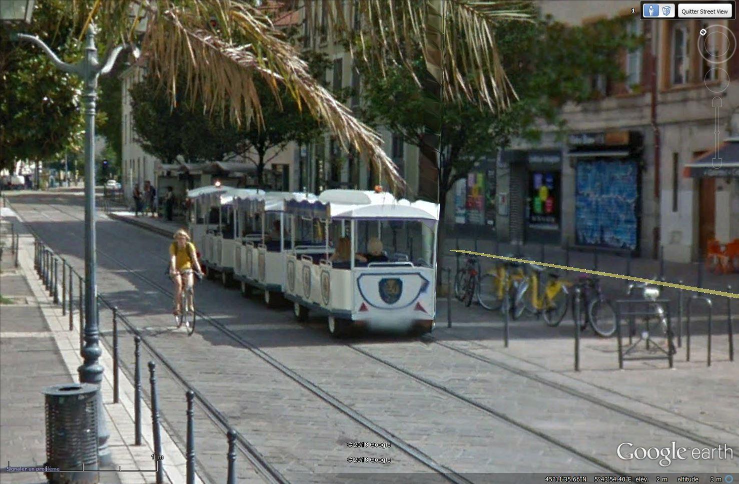 STREET VIEW : les petits trains touristiques - Page 2 Tsge_567