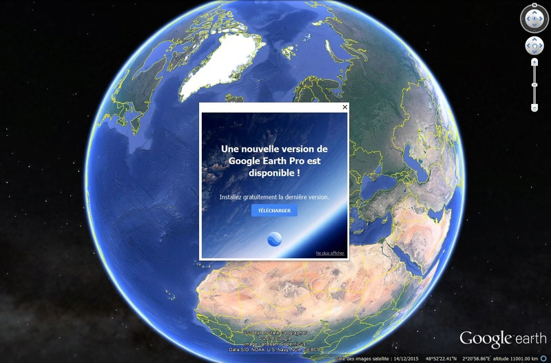 Où télécharger l'exécutable COMPLET de Google Earth (pour Windows) ? (filehippo.com) ? Tsge_568