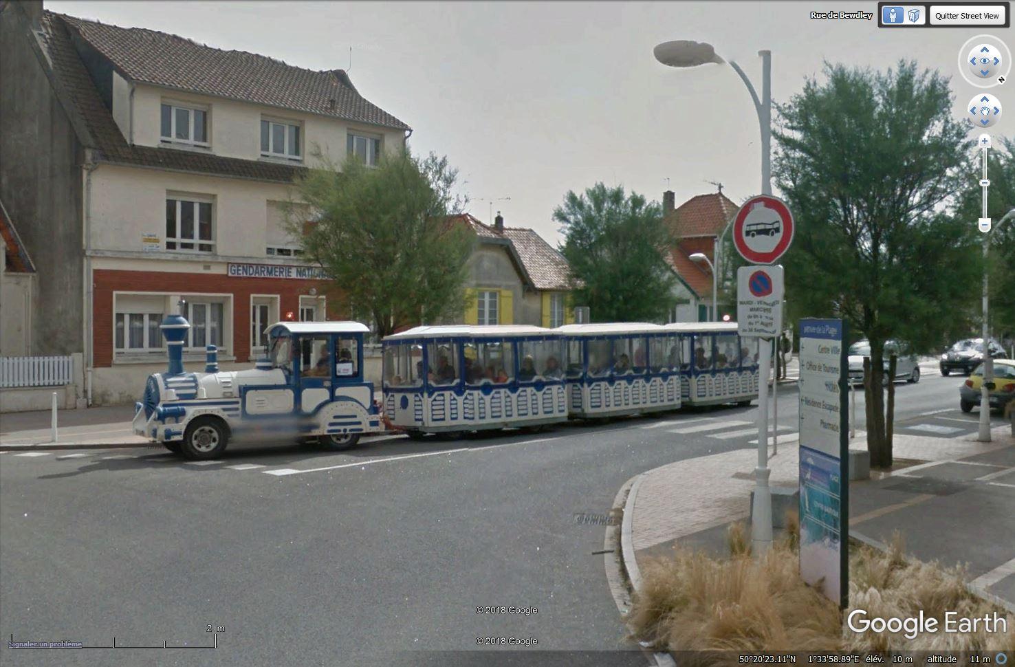 STREET VIEW : les petits trains touristiques - Page 2 Tsge_669