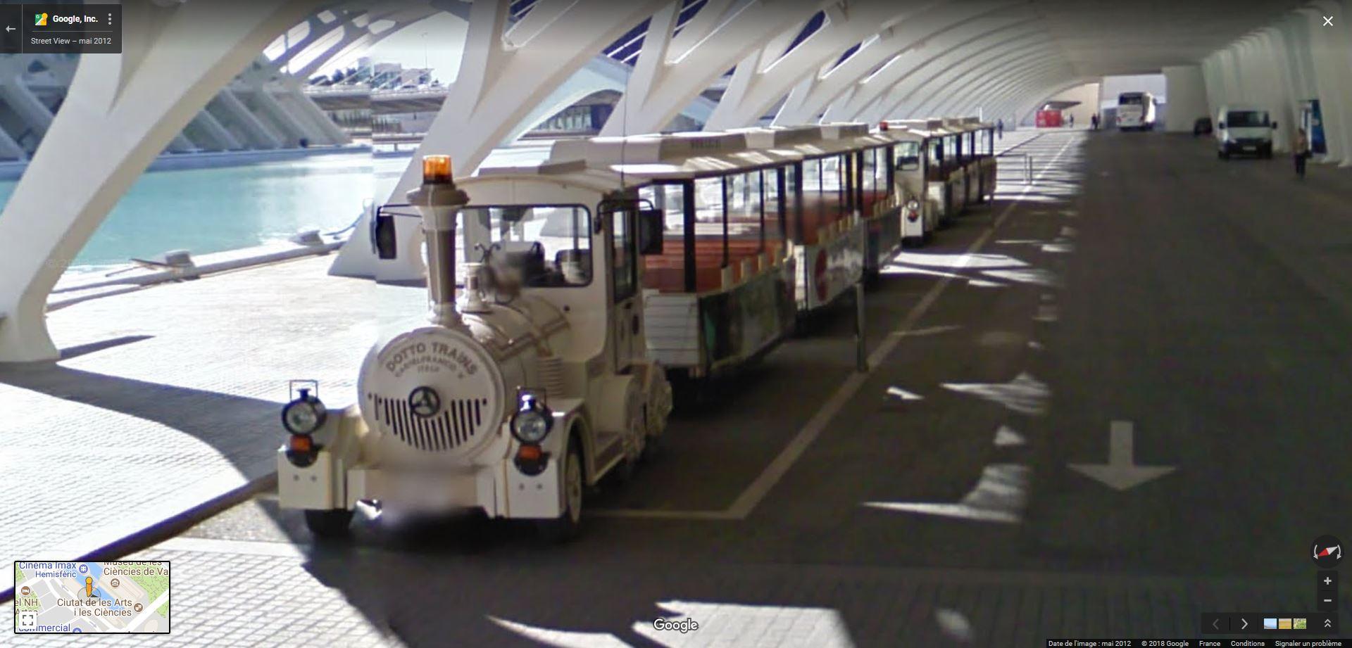 STREET VIEW : les petits trains touristiques - Page 2 Tsge_717