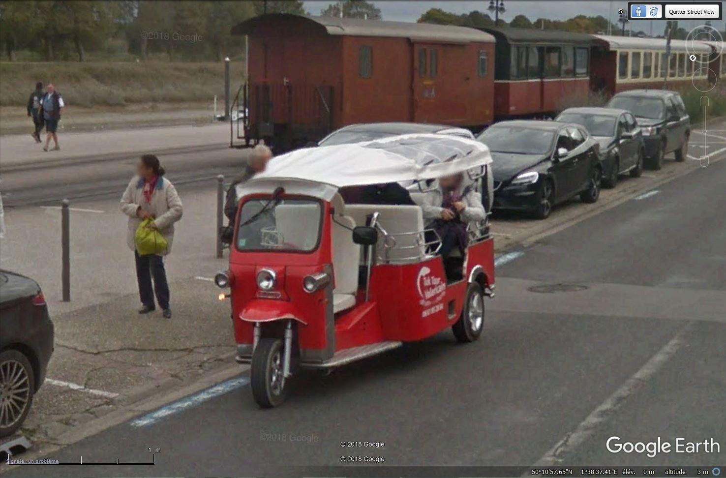 STREET VIEW : triporteurs et autres véhicules à pédales  - Page 3 Tsge_728