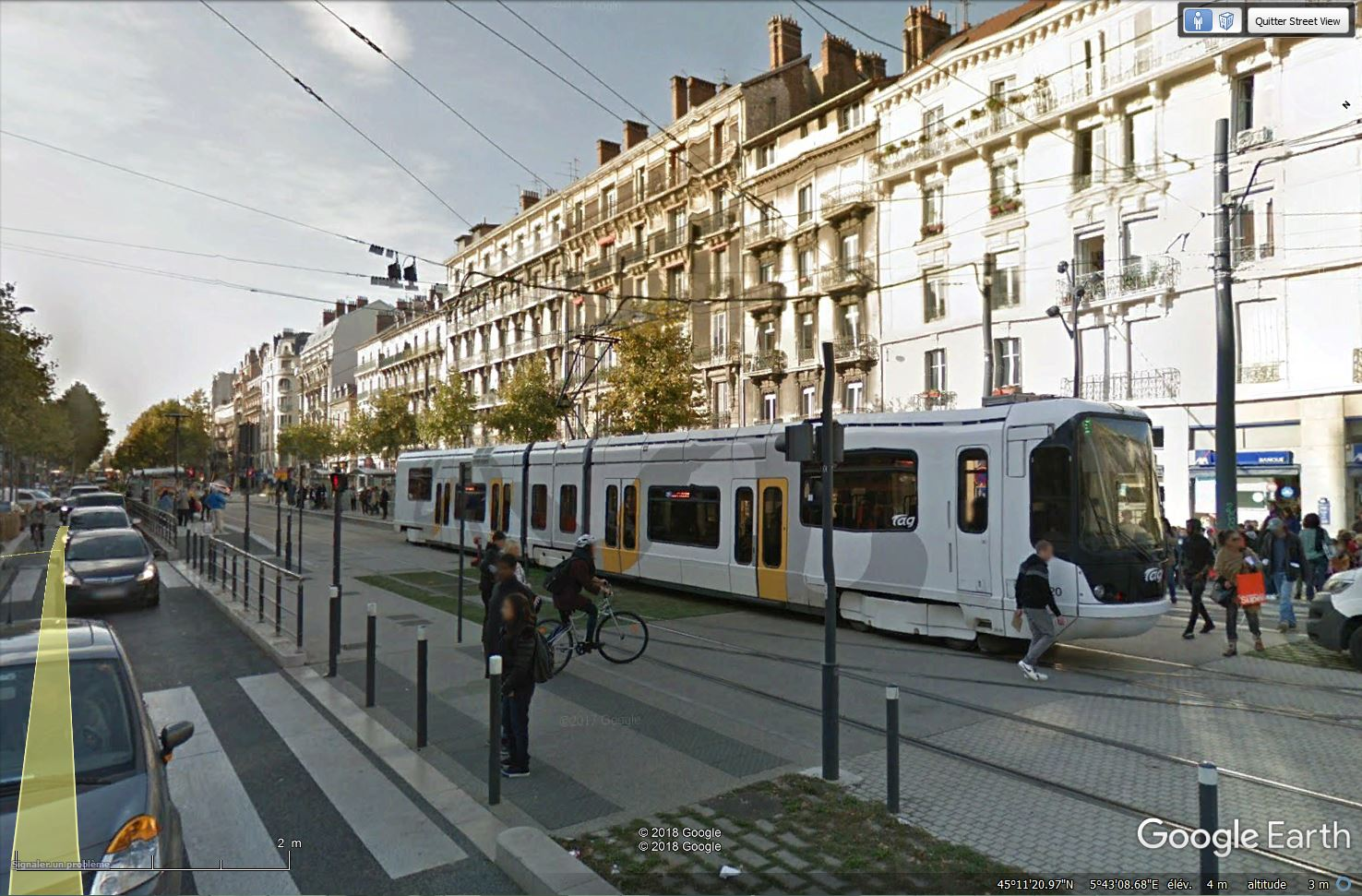 STREET VIEW : les tramways en action - Page 3 Tsge_831