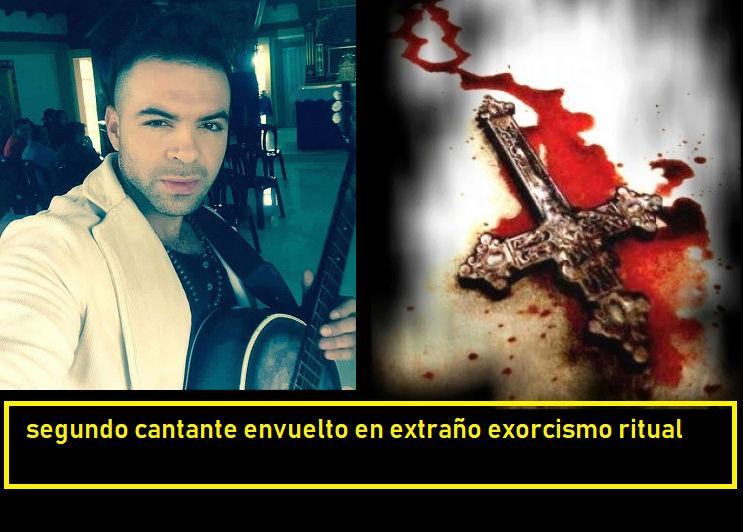 JUAN PABLO GUTIÉRREZ MATA A SU MÁNAGER MEDIANTE EXORCISMO 42e8a622