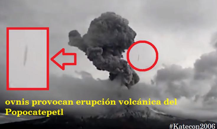 ERUPCIÓN EN EL VOLCÁN POPOCATÉPETL Banner10