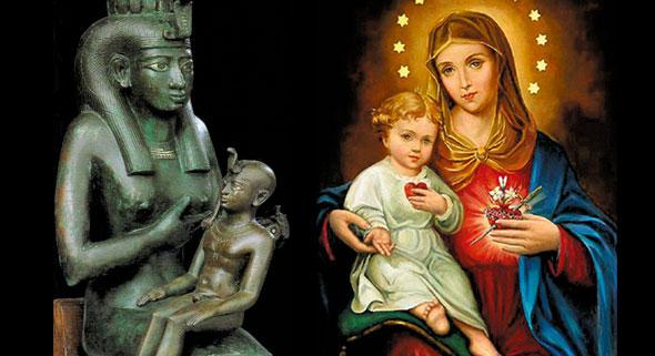 RELIGIONES PAGANAS Y CRISTIANISMO Dol10