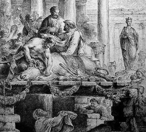 RELIGIONES PAGANAS Y CRISTIANISMO Dol16