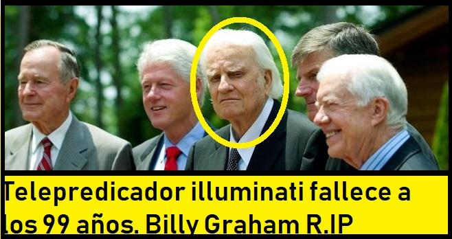 MUERE BILLY GRAHAM Mas82
