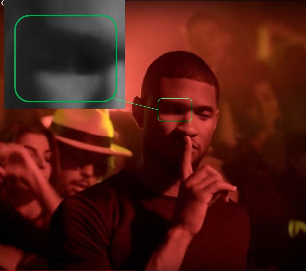 """ELLA VINO A DARTELO"" (Usher ft. Nicki Minaj Maxres19"