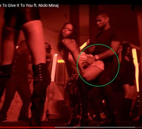 """ELLA VINO A DARTELO"" (Usher ft. Nicki Minaj Maxres21"