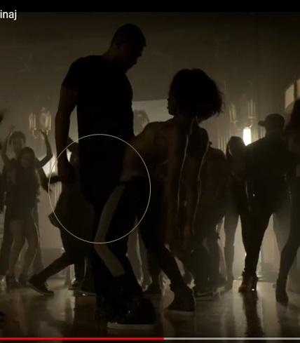 """ELLA VINO A DARTELO"" (Usher ft. Nicki Minaj Maxres22"