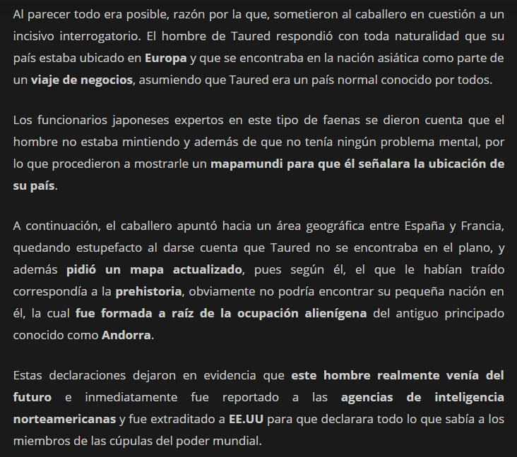 EL HOMBRE DE TAURED Pais17