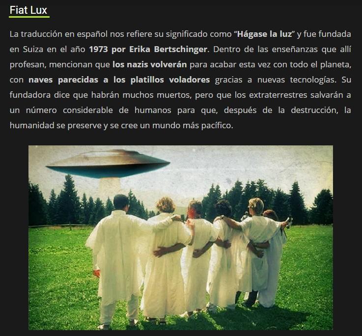 RELIGIONES EXTRATERRESTRES EN NUESTRO PLANETA Pais21