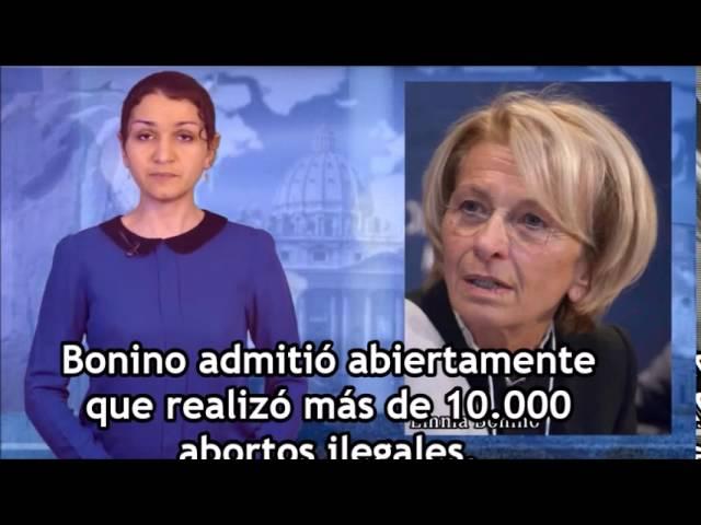 FRANCISCO ALABÓ A UNA ASESINA ABORTISTA Sddefa10