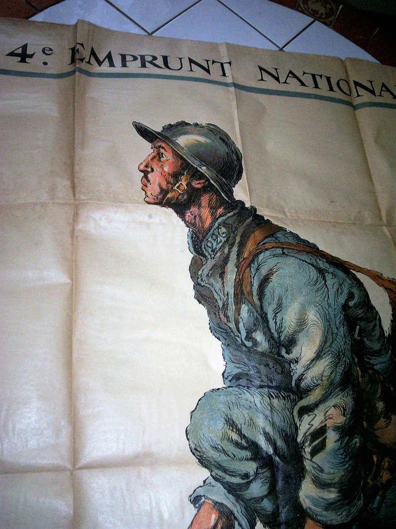 affiche emprunt de guerre 1914-1918 S-l16010