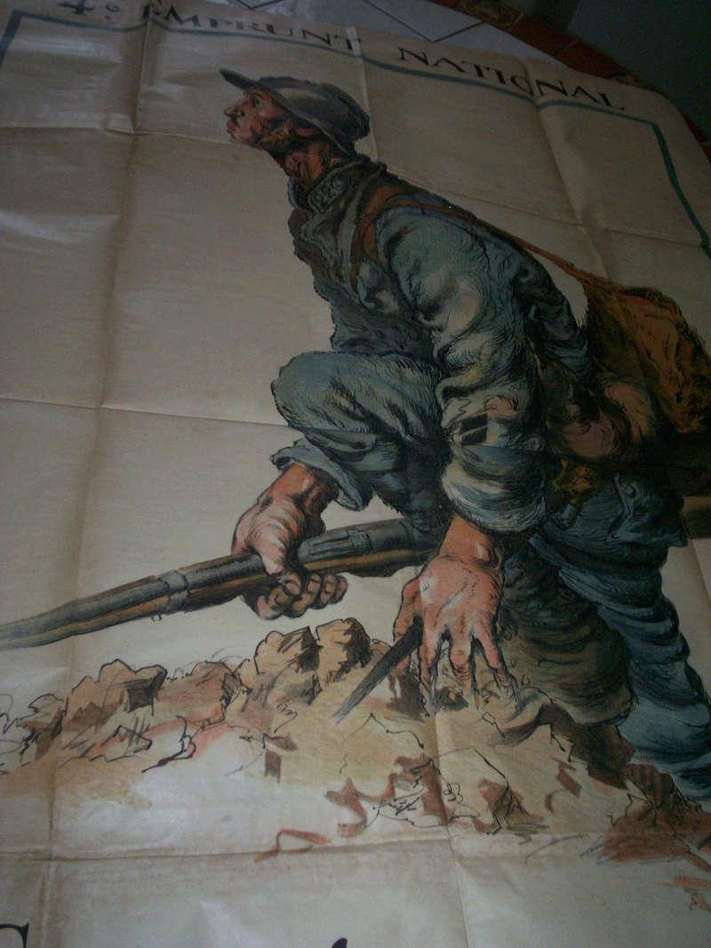 affiche emprunt de guerre 1914-1918 S-l16j10