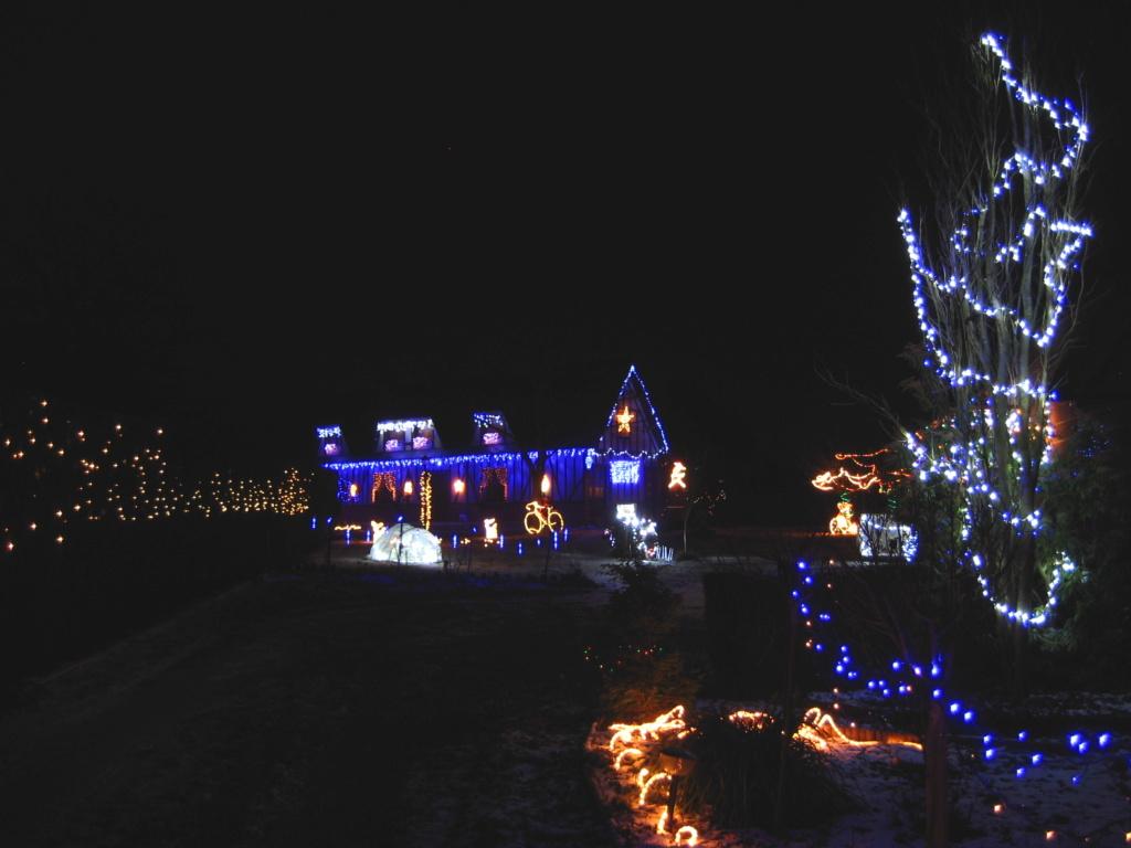 Illuminations de Noël lancement de la saison 2018! 2009-010