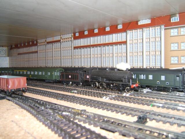 Le début de mon réseau, Nord-EST...... Trains80