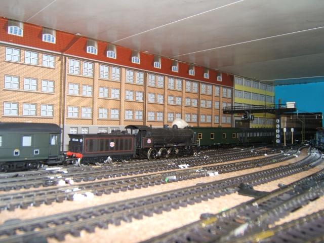 Le début de mon réseau, Nord-EST...... Trains81