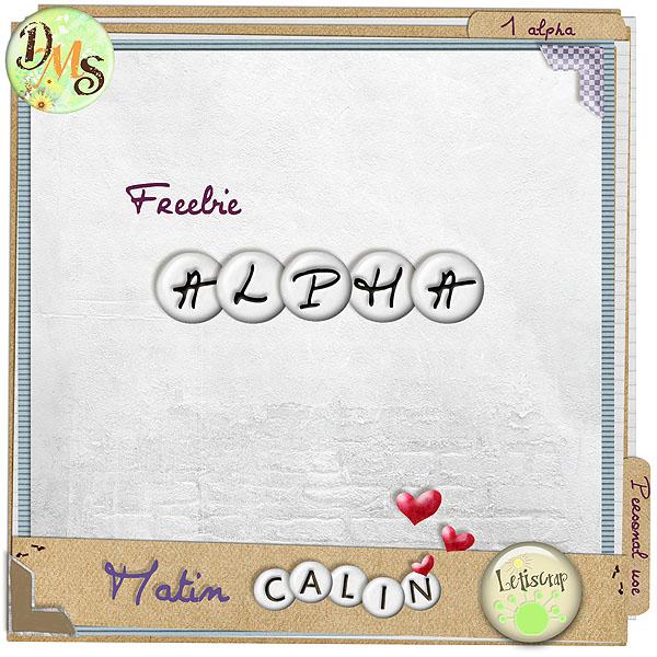 "alpha ""Matin câlin"" Previe41"