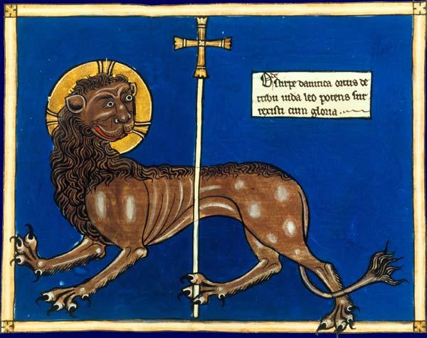 Le lion Lion110