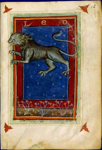 Le lion Lion1110