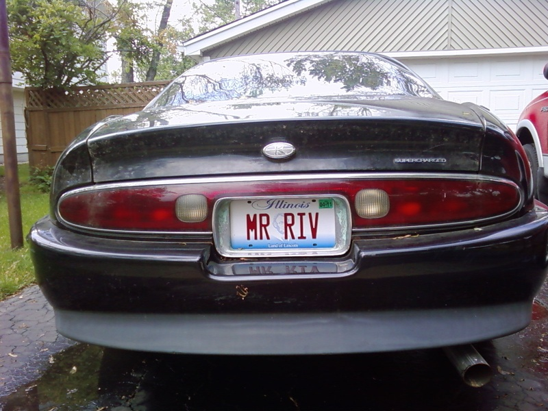 """MR RIV"" License plates 05210010"