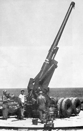 561st Field Artillery Battalion... 155mm-10
