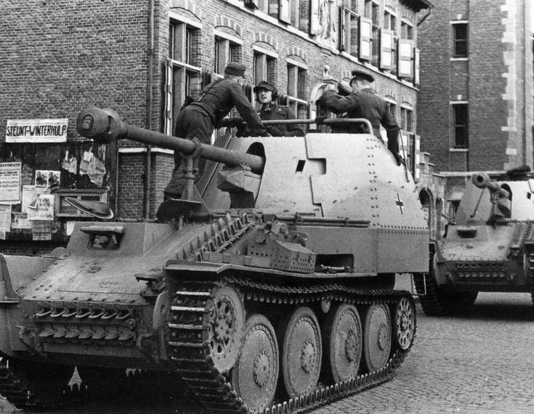 Panzerjäger-Abteilung 353 Marder11