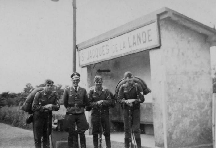 Photos de l'occupation à Rennes Rennes22