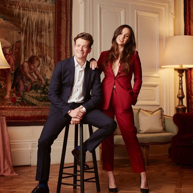 """Women's tuxedo Collection launch"" par Paul Smith 28.11.2018 Dtirwv10"
