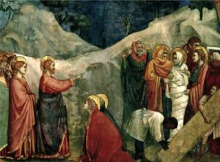 5ème dimanche du Carême Lazare10