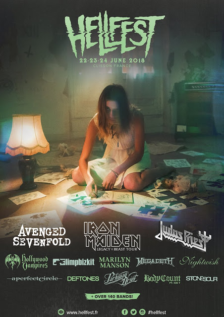 HELL FEST 2018 Hellfe10
