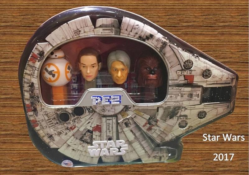 Star Wars  Les standards Coffre11