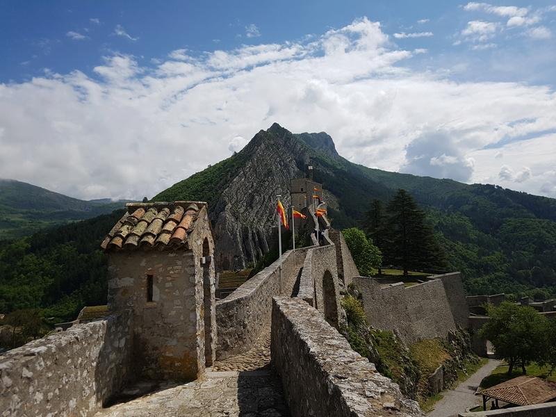Ballade Route Napoléon + Mont Ventoux 20180520